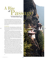 international traveler magazine