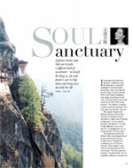 soul sanctuary article